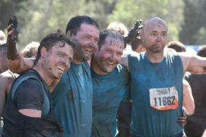 Tough mudder boys news
